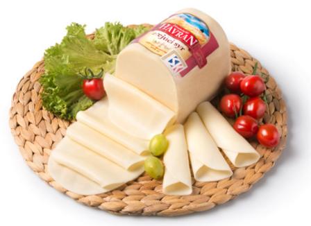 Záhorácky syr Havran zrejúci