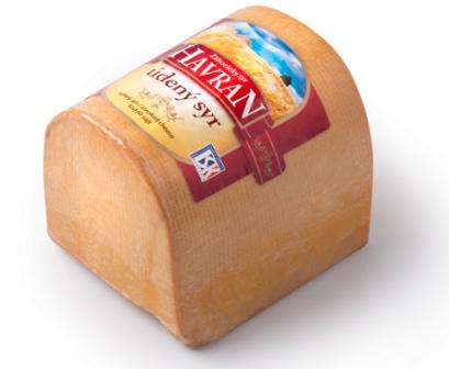 Záhorácky syr Havran údený