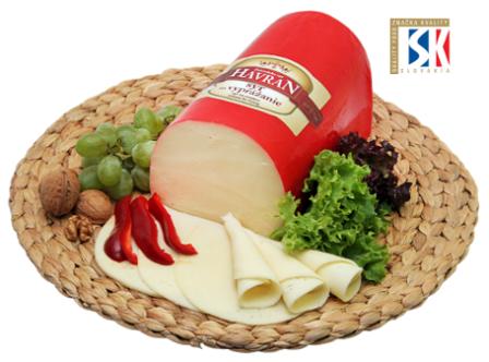 Záhorácky syr Havran na vyprážanie