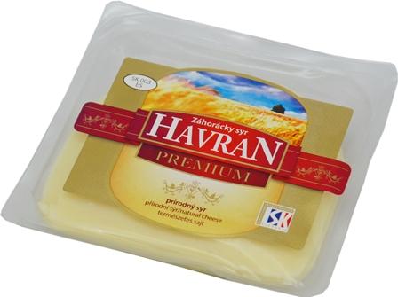 Záhorácky syr Havran Premium