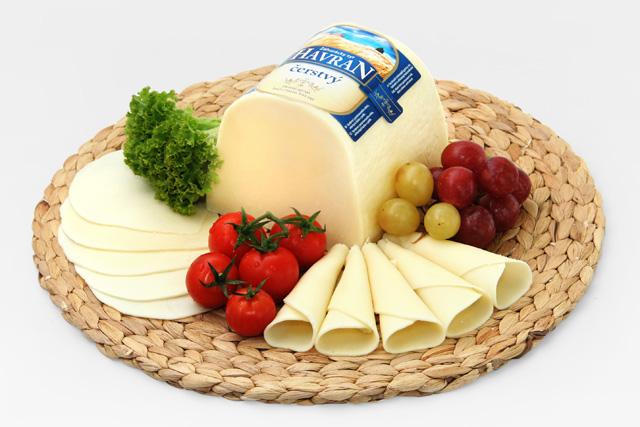 Záhorácky syr Havran čerstvý
