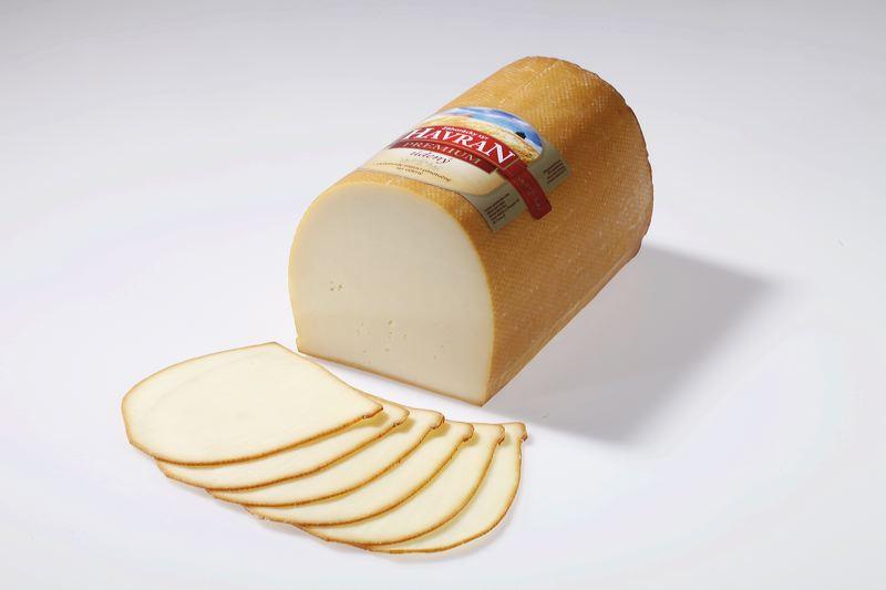 Záhorácky syr Havran Premium údený