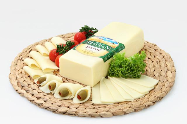 Záhorácky syr Havran parený blok
